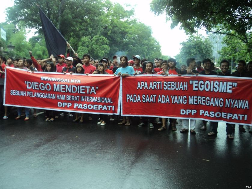 RIP Diego Mendieta