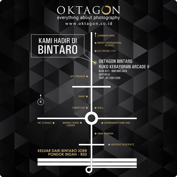 Oktagon Bintaro