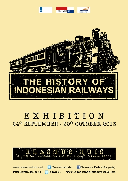 The History Of Indonesian Railways
