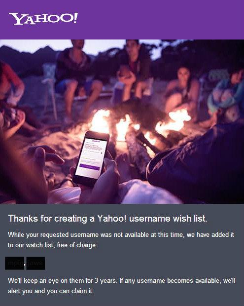Yahoo Alamat Unik
