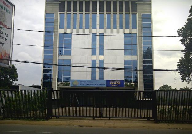 Unit Layanan Paspor Pondok Pinang