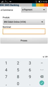 Aplikasi m-banking BNI